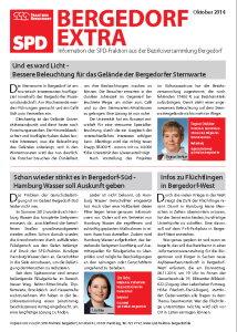 Bergedorf-ExtraOktober 2014